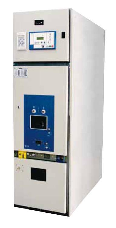 PIX12~24KV中置式金属封闭开关设备
